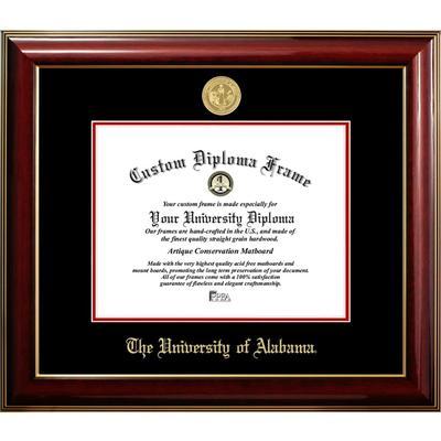University of Alabama Classic Diploma Frame