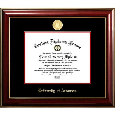 University of Arkansas Classic Diploma Frame