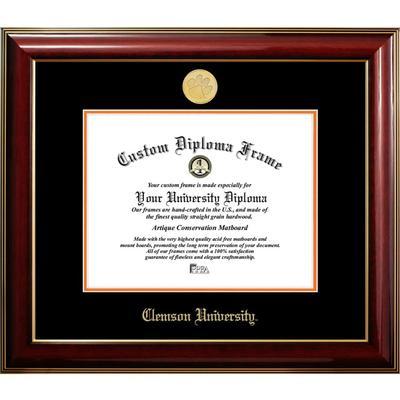 Clemson University Classic Diploma Frame