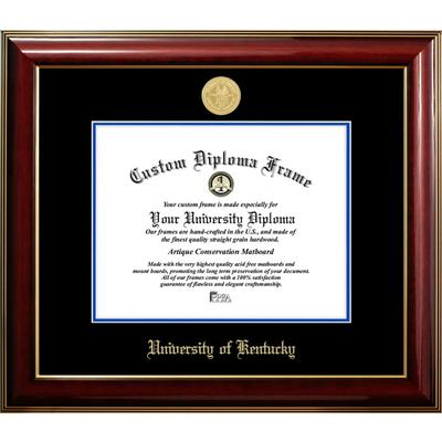 University of Kentucky Classic Diploma Frame