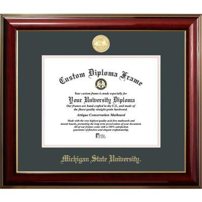 Michigan State University Classic Diploma Frame