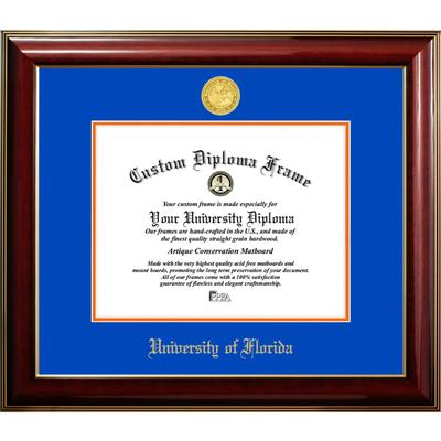 University of Florida Classic Diploma Frame