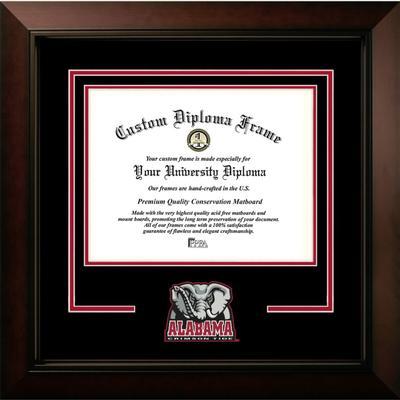 University of Alabama Legacy Diploma Frame