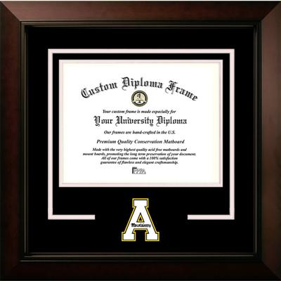Appalachian State University Legacy Diploma Frame