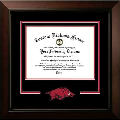 University of Arkansas Legacy Diploma Frame