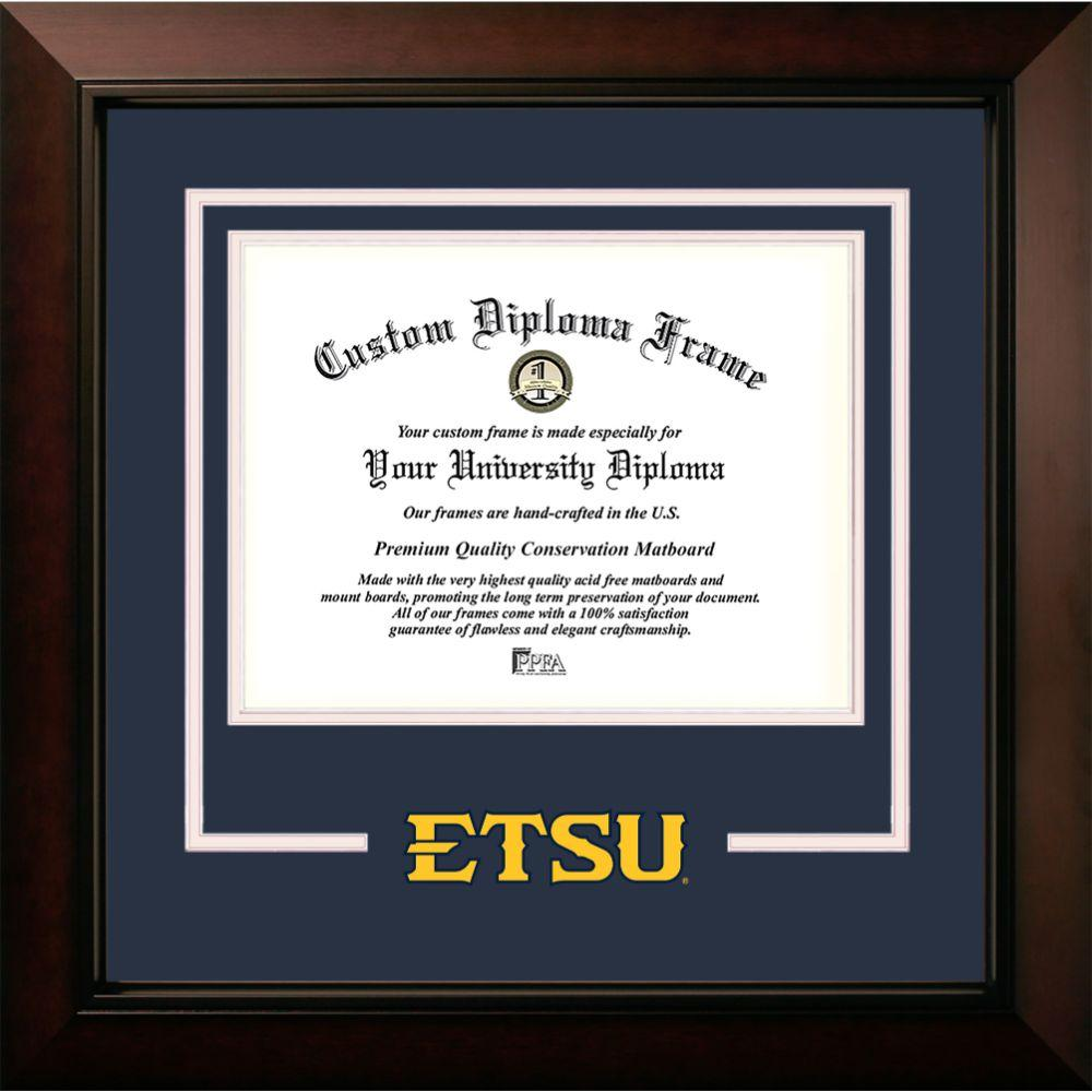 Etsu Legacy Diploma Frame