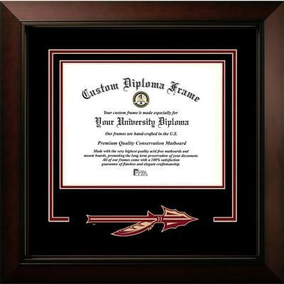 Florida State University Legacy Diploma Frame