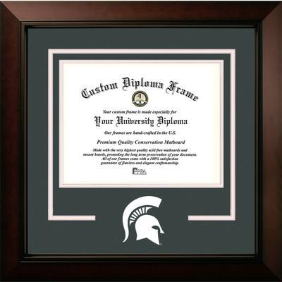 Michigan State Legacy Diploma Frame