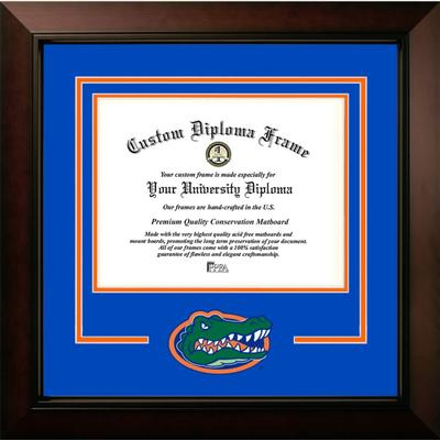 University of Florida Legacy Diploma Frame