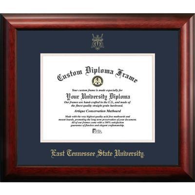 ETSU Satin Diploma Frame