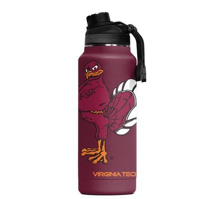 Virginia Tech ORCA Hydra 34 oz Bottle
