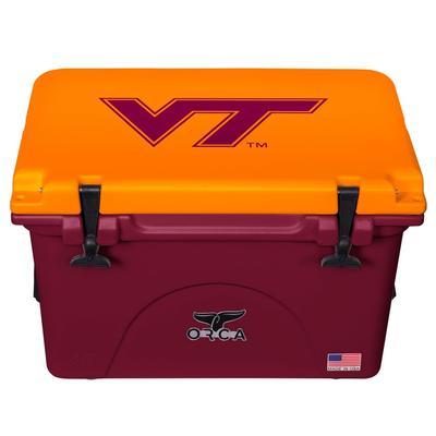 Virginia Tech ORCA 40 Quart Cooler