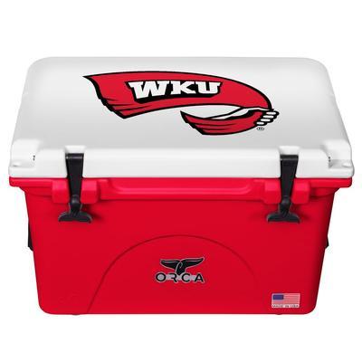 Western Kentucky ORCA 40 Quart Cooler