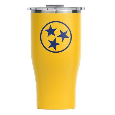 Tennessee Tri Star ORCA Gold 27 oz Chaser Tumbler