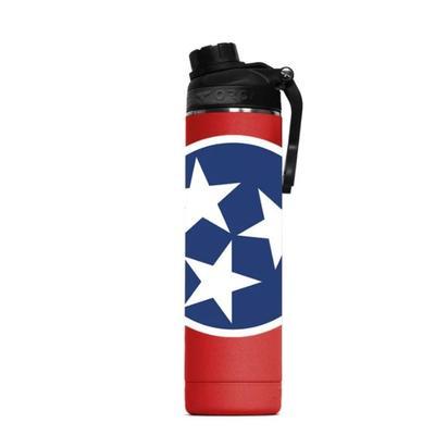 Tennessee Tri Star ORCA Hydra 22 oz Bottle