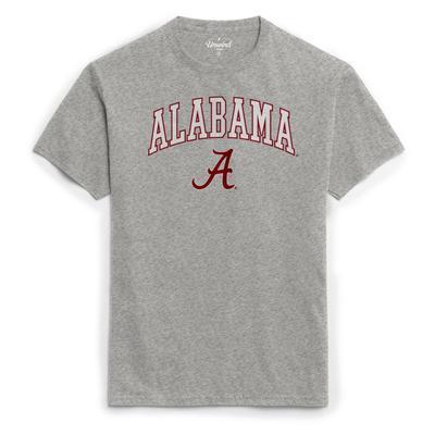 Alabama League Women's Puff Arch Logo Tee