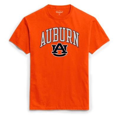 Auburn League Women's Puff Arch Logo Tee