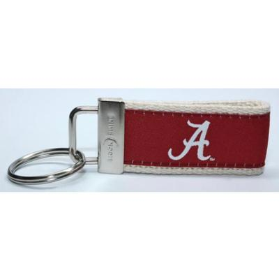 Alabama Script A Logo Key Chain