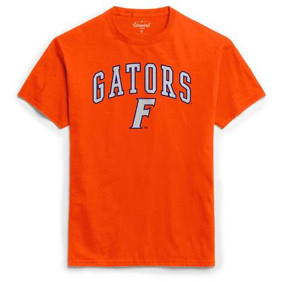 Florida League Women's Puff Arch Logo Tee