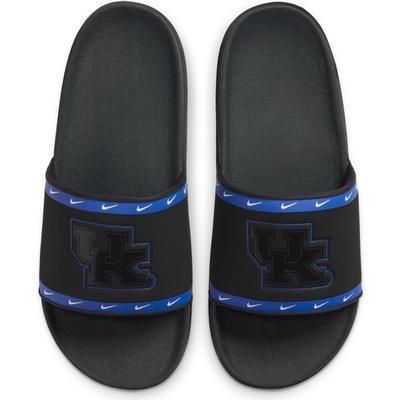 Kentucky 2021 Nike Offcourt Slides