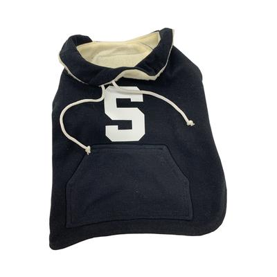 Michigan State Fleece XS-M Dog Coat