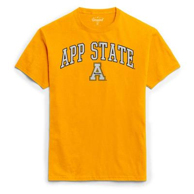 Appalachian State League Women's Puff Arch Logo Tee