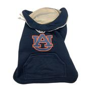 Auburn Fleece Xs- M Dog Coat
