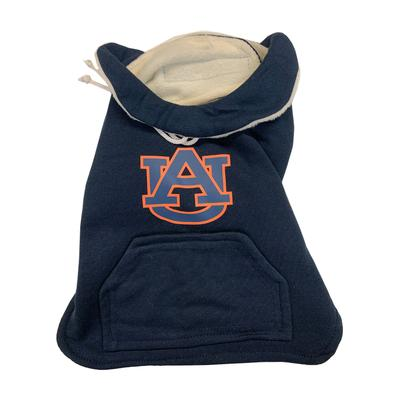 Auburn Fleece L-XL Dog Coat