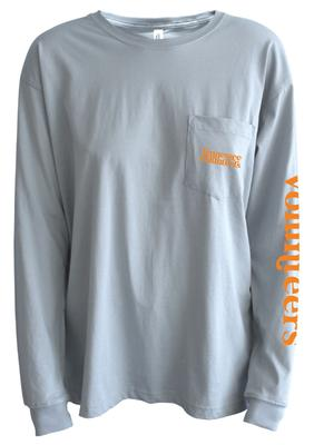 Tennessee Alexandra Relaxed Long Sleeve Pocket Tee