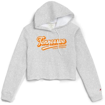 Tennessee League Women's 1636 Cropped Hoodie