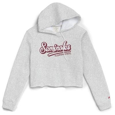 Florida State League Women's 1636 Cropped Hoodie