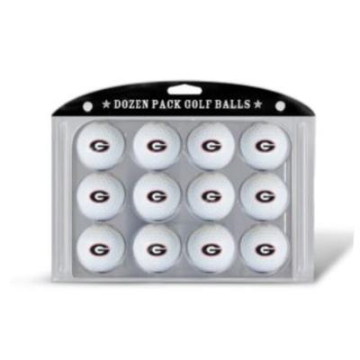 Georgia 12 Pack Golf Balls