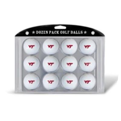 Virginia Tech 12 Pack Golf Balls