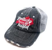 Kentucky Born & Raised Trucker Hat