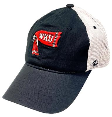 Western Kentucky Vault Towel Logo Adjustable Hat