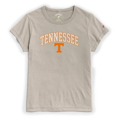Tennessee League Women's Puff Arch Logo Tee