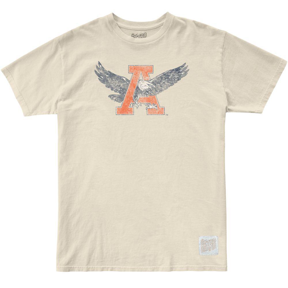 Auburn Retro Brand War Eagle Vintage Tee
