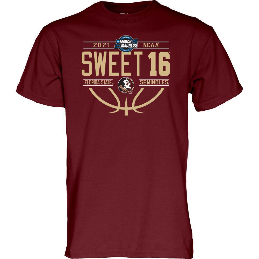Florida State Sweet 16 Short Sleeve Tee