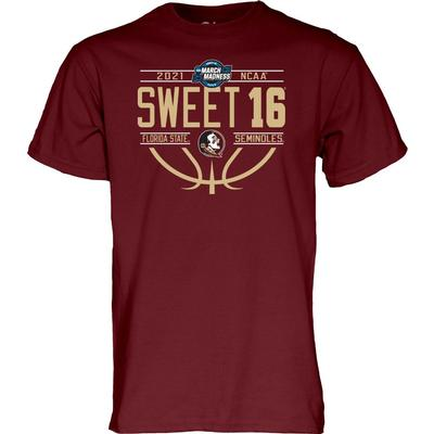 Florida State Sweet 16 Short Sleeve Tee