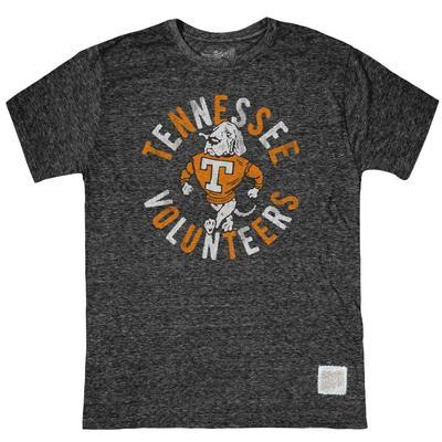 Tennessee Retro Brand Smokey Streaky Tee