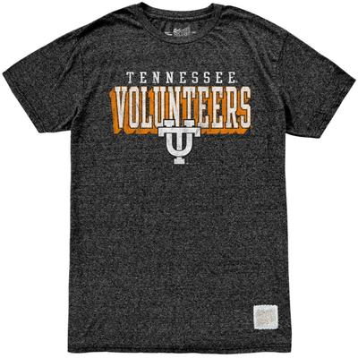 Tennessee Retro Brand Bold Mock Twist Tee