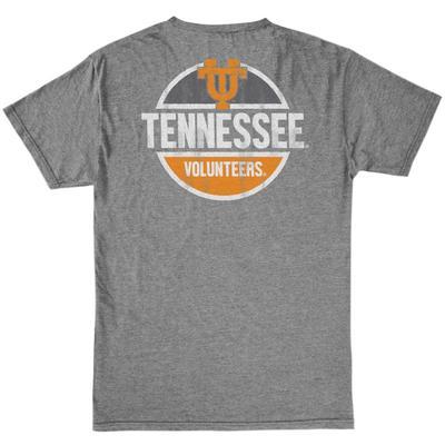 Tennessee Retro Brand Circle UT Tee