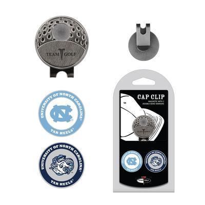 UNC Golf Cap Clip