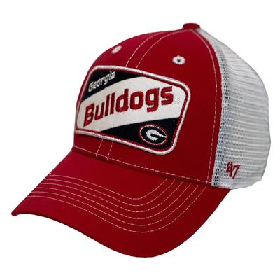 Georgia 47' Brand Woodlawn MVP Trucker Hat