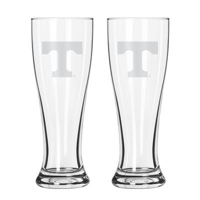 Tennessee 16 oz Frost Pilsner Glass
