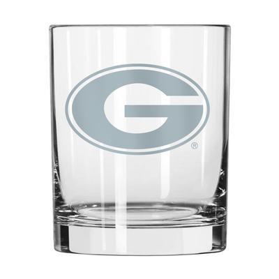 Georgia 14 oz Frost Rock Glass