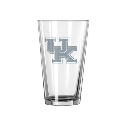 Kentucky 16 oz Frost Pint Glass