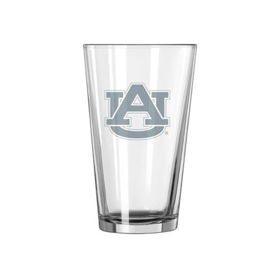 Auburn 16 oz Frost Pint Glass
