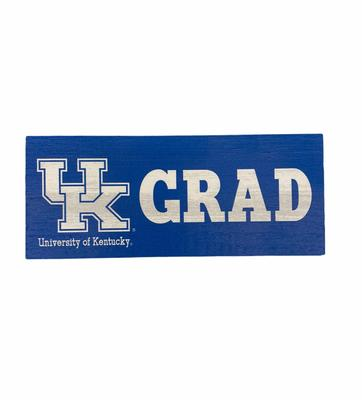 Kentucky Legacy Mini Table Top Graduate Decor