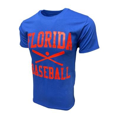 Florida Champion Basic Baseball Tee